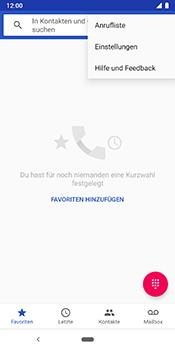 Google Pixel 3 - Anrufe - Rufumleitungen setzen und löschen - 5 / 11