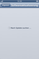 Apple iPhone 3GS - Software - Installieren von Software-Updates - Schritt 7