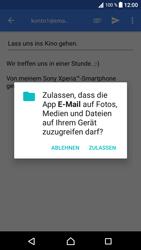 Sony Xperia XA1 - E-Mail - E-Mail versenden - 11 / 18