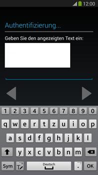 Samsung Galaxy Note III LTE - Apps - Einrichten des App Stores - Schritt 18