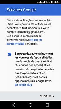 Acer Liquid Zest 4G Plus Double SIM - E-mail - Configuration manuelle (gmail) - Étape 14