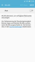 Samsung Galaxy S7 Edge - WiFi - WiFi-Konfiguration - Schritt 5
