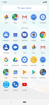 Nokia 7.1 - Android Pie - internet - hoe te internetten - stap 2