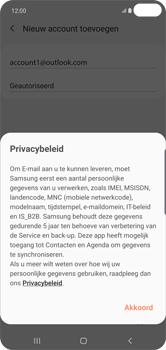 Samsung galaxy-s10-plus-dual-sim-sm-g975f - E-mail - 032c. Email wizard - Outlook - Stap 14