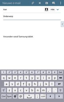 Samsung T335 Galaxy Tab 4 8-0 - E-mail - E-mails verzenden - Stap 5
