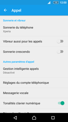 Sony E5823 Xperia Z5 Compact - Messagerie vocale - Configuration manuelle - Étape 6