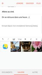 Samsung Galaxy S6 Edge (G925F) - Android M - E-mail - envoyer un e-mail - Étape 11
