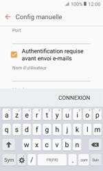 Samsung G389 Galaxy Xcover 3 VE - E-mail - Configuration manuelle - Étape 14