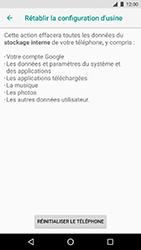 LG Nexus 5X - Android Oreo - Appareil - Réinitialisation de la configuration d
