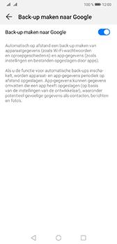Huawei Mate 20 - Data - maak een back-up met je account - Stap 7