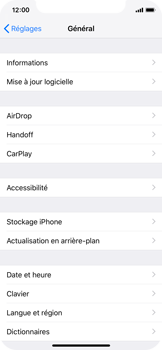 Apple iPhone XS - Applications - Comment désinstaller une application - Étape 4