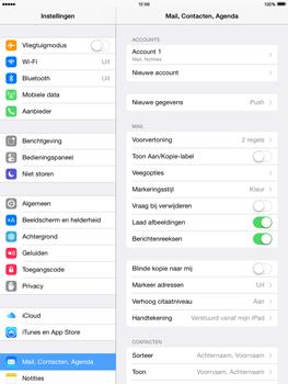 Apple iPad 2 met iOS 8 - E-mail - Instellingen KPNMail controleren - Stap 5