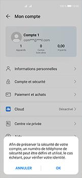 Huawei P40 - Aller plus loin - Gérer vos données depuis le portable - Étape 9