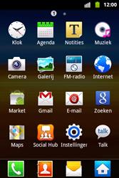 Samsung S5690 Galaxy Xcover - internet - handmatig instellen - stap 3