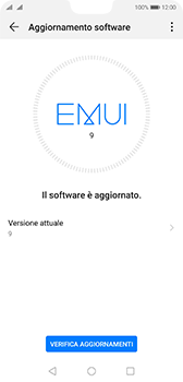 Huawei P20 - Android Pie - Software - Installazione degli aggiornamenti software - Fase 6