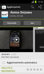 Samsung Galaxy S II - Applicazioni - Installazione delle applicazioni - Fase 10