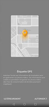 Huawei Mate 20 lite - Photos, vidéos, musique - Créer une vidéo - Étape 4