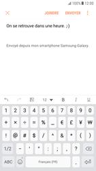 Samsung Galaxy S6 - Android Nougat - E-mail - envoyer un e-mail - Étape 9