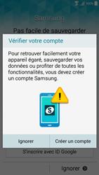 Samsung Galaxy A3 (A300FU) - Premiers pas - Créer un compte - Étape 28