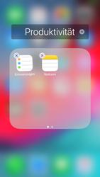 Apple iPhone 8 - iOS 12 - Startanleitung - Personalisieren der Startseite - Schritt 6