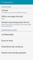 Samsung G900F Galaxy S5 - Internet - Configuration manuelle - Étape 26
