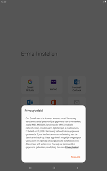 Samsung galaxy-tab-a-10-1-lte-2019-sm-t515 - E-mail - 032c. Email wizard - Outlook - Stap 10