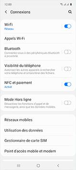 Samsung Galaxy A51 - WiFi - Activez WiFi Calling - Étape 6