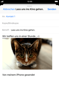 Apple iPhone 6 Plus - E-Mail - E-Mail versenden - 14 / 16