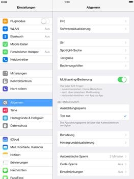 Apple iPad mini iOS 7 - Apps - Eine App deinstallieren - Schritt 3