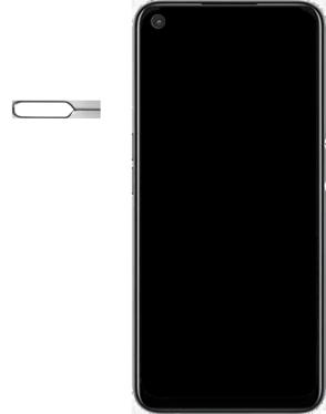 Oppo A72 - Premiers pas - Insérer la carte SIM - Étape 2