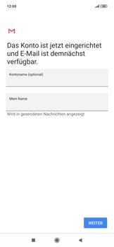 Xiaomi RedMi Note 7 - E-Mail - 032c. Email wizard - Outlook - Schritt 11