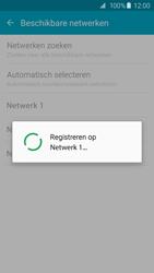 Samsung G920F Galaxy S6 - Netwerk - Handmatig netwerk selecteren - Stap 11