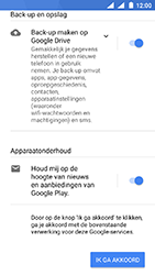 Nokia 3 - Android Oreo - Applicaties - Account instellen - Stap 20
