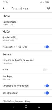 Alcatel 1S (2020) - Photos, vidéos, musique - Créer une vidéo - Étape 8