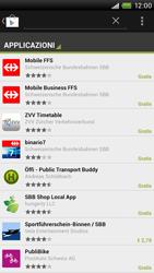 HTC One X - Applicazioni - Installazione delle applicazioni - Fase 21