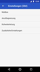 Motorola Moto G5s - Anrufe - Rufumleitungen setzen und löschen - Schritt 8