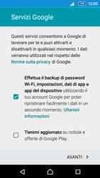 Sony Xperia Z5 Compact - Applicazioni - Configurazione del negozio applicazioni - Fase 14