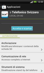 HTC One SV - Applicazioni - Installazione delle applicazioni - Fase 8