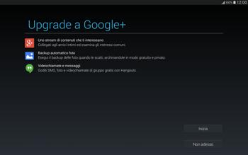 Samsung T805 Galaxy Tab S - Applicazioni - Configurazione del negozio applicazioni - Fase 21