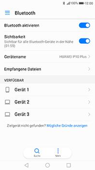 Huawei P10 Plus - Bluetooth - Verbinden von Geräten - Schritt 5