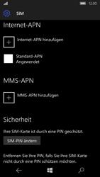 Microsoft Lumia 950 - Internet - Manuelle Konfiguration - 2 / 2