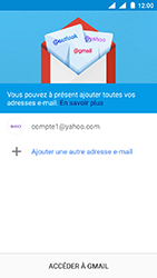 Nokia 3 (DualSim) - Android Oreo - E-mail - 032b. Email wizard - Yahoo - Étape 13
