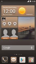 Huawei Ascend G6 - Internet - Automatische Konfiguration - Schritt 5