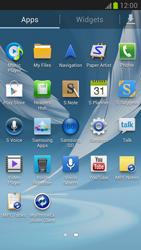 Samsung N7100 Galaxy Note II - Internet - Manual configuration - Step 3