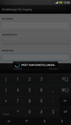 HTC One Max - E-Mail - Manuelle Konfiguration - Schritt 12