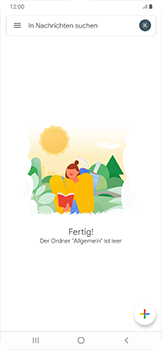 Samsung Galaxy A50 - E-Mail - Konto einrichten (gmail) - Schritt 16