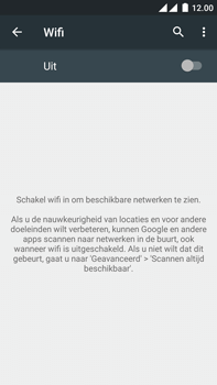 OnePlus 2 - wifi - handmatig instellen - stap 5
