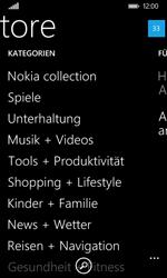 Nokia Lumia 635 - Apps - Installieren von Apps - Schritt 12