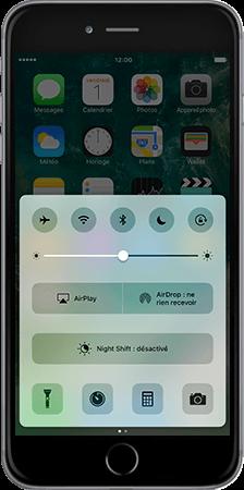 Apple iPad mini 4 iOS 10 - iOS features - Liste des nouvelles fonctions - Étape 5