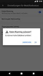 Google Pixel XL - Ausland - Im Ausland surfen – Datenroaming - Schritt 9